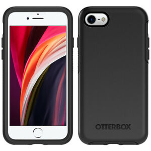 Otterbox symmetry Series Case Cover For iPhone 8 / 7 / SE (2nd Generation) Black