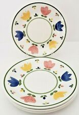 Johnson Brothers Nicole FOUR Dinner Plates 10-1/2""