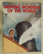 SHIPPING WONDERS OF THE WORLD PART 21 ~ GOING TO SEA IN THE R.N.V.R.