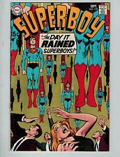 Superboy comic lot! #'s 159 and 187! VF4.0 and FN6.0 each! Bronze age DC beauty!