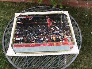 NITF Nike Basketball Poster Michael Jordan 1988 NBA MVP