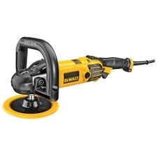 "DEWALT DWP849X - 7"" / 9"" Variable Speed Polisher with Soft Start"