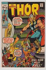Thor #181 Vg/Fn Neal Adams Art!