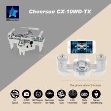 Cheerson CX-10WD-TX 2.4GHz 4CH 6-axis Wifi FPV Mini Drone With 0.3MP Camera P2T5