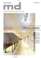 md Magazin 10.2017 interior | design | architecture: Office & Health + wie neu +