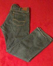 """Levi's """"Red"""" Men's Medium Wash Denim Blue Jeans Size 38x32 (Actual 37x31)"""