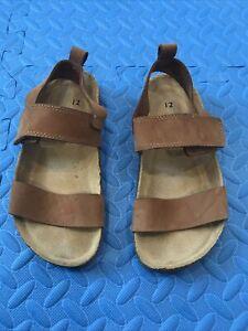 Next Boys Sandals Size UK12