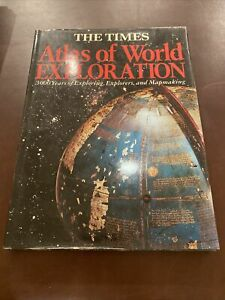 The Times Atlas Of The World Exploration 3000 Years Harper Collins Publishers