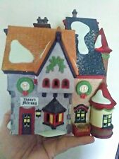 Department 56 Tassy's Mittens & Hassel's Woolies #5622 North Pole Series