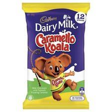 Cadbury Caramello Koala Chocolate Multipack 12 Treats 180 gram
