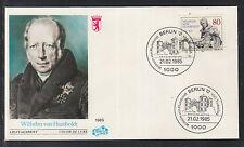 A-22 ) Germany Berlin 1985 - 150th anniversary of Wilhelm von Humboldt