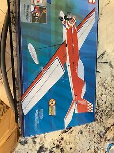 Flatouts Extra 300 3D Flyer RC Radio Control Airplane kit