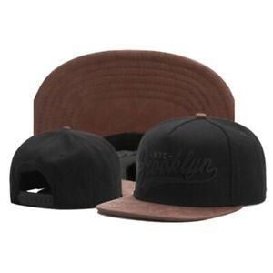 New Era BROOKLYN Cap Men Women Hat Adjustable Baseball Cap Hip Hop Snapback caps