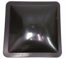 Fan-Tastic Vent 8020-09 Solid Black Dome For Fan-Tastic Vent Fans