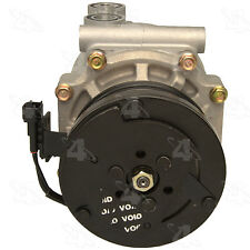 Four Seasons 98557 New Compressor And Clutch