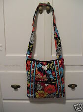 Vera Bradley~Hipster~Happy Snails~Retired~NWOT~Crossbody~Navy~Pink~New With Tags