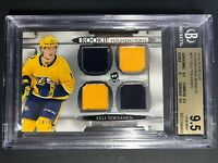 2018-19 The Cup Eeli Tolvanen Rookie Foundations Jerseys /49 BGS 9.5