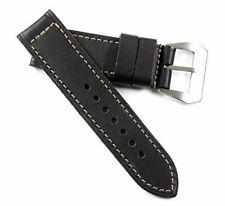 Mario Paci Original PAV 98 Leather Watch Strap for Panerai