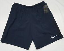 Nike Mens Size Xlarge Ah8151-475 Epic Dri Fit Training Shorts Blue