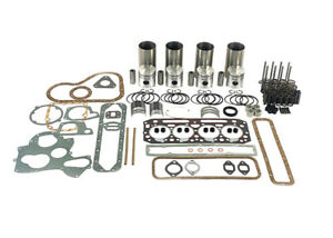 Most complet New JCB 3CX Overhaul Engine kit in the market