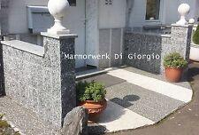 1m² Granit Serizzo Verblender,Riemchen Wandverkleidung Verblender,Klinker