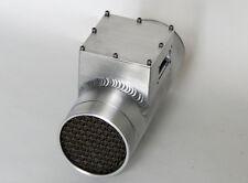 2.75 OD  MAF Mass Air Flow Housing Air Straightener for Nissan z32 300zx 240sx