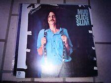 "LP 12"" JAMES TAYLOR MUD SLIDE SLIM AND THE BLUE HORIZON GATEFOLD EX++  N/MINT"