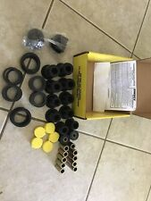 Energy Suspension 3.3194G Control Arm Bushing Set Tahoe Dinali Hummer