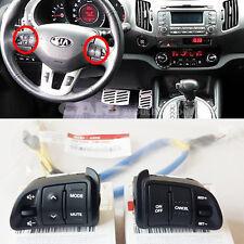 KIA 2011~2014 Sportage Steering Wheel Remote Control & Extension Wire 3EA=1SET