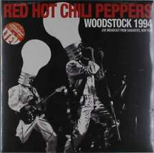 Red Hot Chili Peppers 33RPM Alternative Rock LP Records