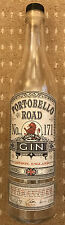Portobello Road - Empty Unusual Bottle - Rare Craft Gin Bottle - FREEPOST