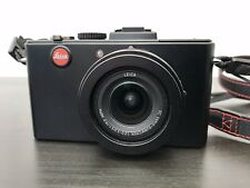 Leica D-Lux 5  Digital Camera - Black