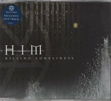 HIM Killing Loneliness    RARE 2 TRACK CD NEW - NOT SEALED