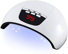 45W USB UV LED Light Nail Lamp Nail Dryer Gel Curing Salon Manicure Machine