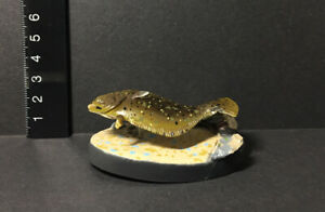 Colorata Kaiyodo Japan Exclusive Bastard Halibut Olive flounder Fish Figure