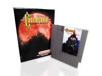 Castlevania: Blood Moon - Nintendo NES Game with Box