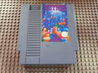 Nintendo Entertainment System NES Spiel Modul Tetris