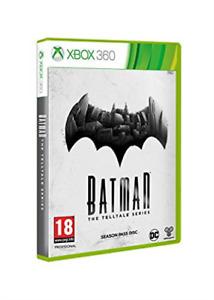 Microsoft Xbox 360-BATMAN - THE TELLTALE SERIES GAME NEW