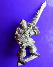 Warhammer WFB Citadelle 1987 wood elf wardancer hache 3