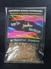 """ROMPE TODO, BRUJERIAS"" SAHUMERIO RITUALIZADO 15gr / REMOVE WITCHCRAFT Incense"