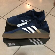 ADIDAS 3ST.001 NAVY WHITE GUM SIZE 10.5 NEW WITH BOX
