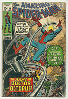 Amazing Spider-Man 1970 #88 Very Good/Fine Doctor Octopus