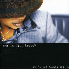 Jill Scott - Who Is Jill Scott [New CD] UK - Import