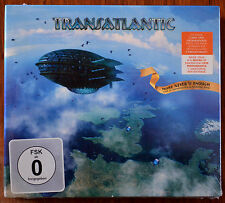 Transatlantic ‎– More Never Is Enough 3xCd + 2xDVD – 0505678 – New
