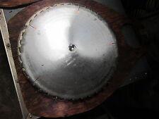 """Circular Beam Saw Blade (16"""" Diameter, 1"""" Bore) Lot of 3"""