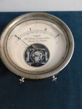 Antique Hoyt Electrical Dc Volts Meter