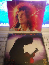 Bryan May 2IMPORTCdSingles Back to the LIght & 2 Much Luv w/ kill RARE Rock Pop
