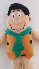 Fred Flinstone Plush Stuffed Toy Doll 10 inch Hanna Barbera