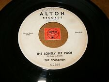 THE SPACEMEN - THE LONELY JET PILOT - THE CLOUDS  / LISTEN /  R&B POPCORN