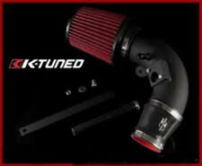 "K-TUNED SHORT RAM INTAKE 3.5"" PIPE CIVIC SI 12-15 (STOCK THROTTLE BODY COUPLER)"